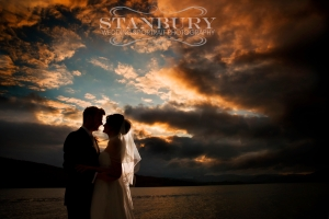 Wedding Photography at Merewood House, Lake District by David & Jane Stanbury
