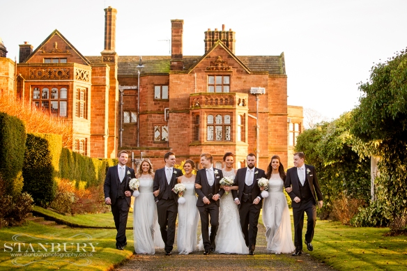 knowsley hall cheshire wedding photographer stanbury photography